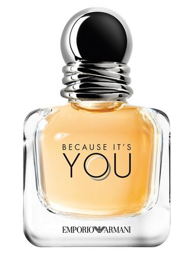 GIORGIO ARMANI BECAUSE ITS YOU – 100ml – produkt – bez opakowania