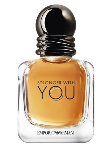 GIORGIO ARMANI STRONGER WITH YOU – 100ml – męskie – produkt – bez opakowania