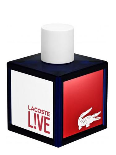 LACOSTE LIVE FOR MEN – 100ml – produkt – bez opakowania